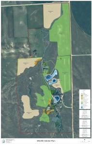 GPS Habitat Map