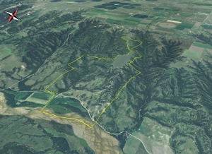 Nebraska Hunting Land For Sale - This Is One Spectacular Piece of Nebraska Real Estate. 3/4 Mile of Niobrara River Frontage and Over 1 Mile of Lucky Creek Running Through the Ranch. Nebraska River Land For Sale – Waterfowl, Deer and Turkey Hunting